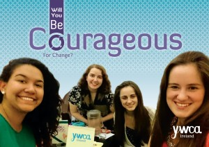 Be Courageous 2 Postcard-1