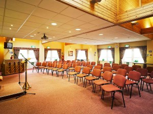 Conference facilities at Glenada, YWCA Christian conference centre, Newcastle, Co. Down