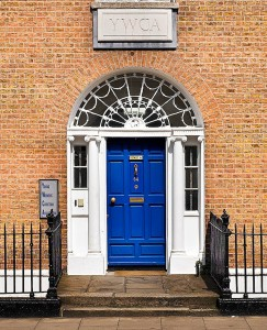 YWCA  National Office. 64 Lower Baggot Street, Dublin 2